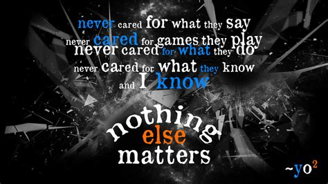 metallica nothing else matter nothing else matters by raffaclaudio on deviantart