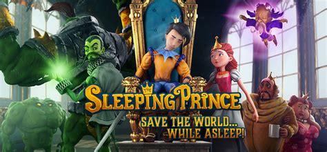 the sleeping prince the the sleeping prince a magical rag doll platformer game