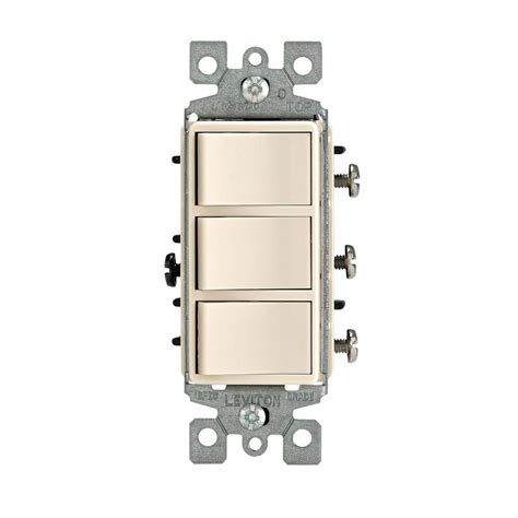 leviton light switch wiring leviton triple rocker switch wiring diagram 43 wiring