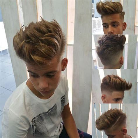 10 fall hairstyles for boys babble fall 2015 men s hairstyle trends longer natural looking