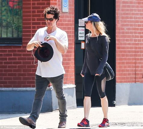 Renee Zellweger Steps Out In Nyc With Hermes And Louboutin by Renee Zellweger Steps Out In Nyc With Doyle Bramhall Ii