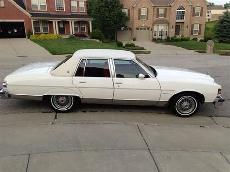 auto air conditioning service 1985 pontiac bonneville interior lighting purchase used 1979 pontiac bonneville base sedan 4 door 4 9l in hebron kentucky united states