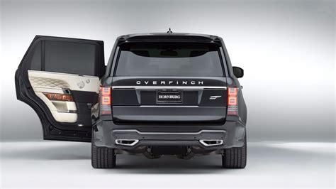 range rover manhattan vwvortex overfinch manhattan and edition