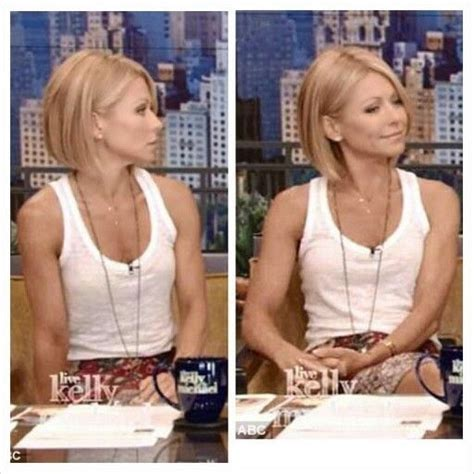 product used on kelly ripa hair 25 best ideas about kelly ripa haircut on pinterest