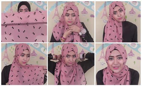 tutorial hijab pashmina simple terbaru 2015 tutorial hijab modern terbaru 2015 hijab pashmina
