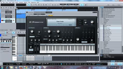 cara membuat musik sendiri di komputer dengan studio one home recording studio one archives musisi org