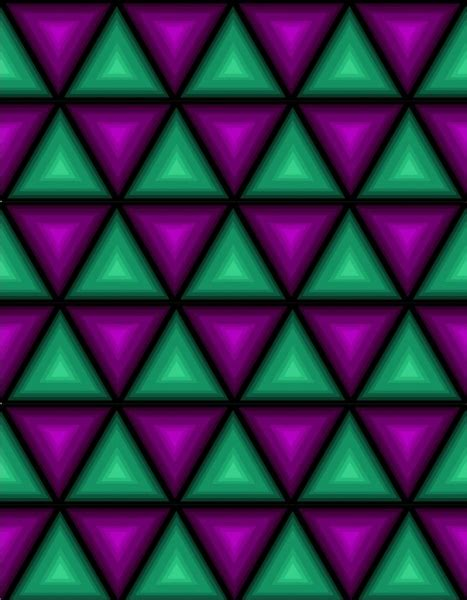 pattern triangles illustrator triangles pattern background colored repeating style free