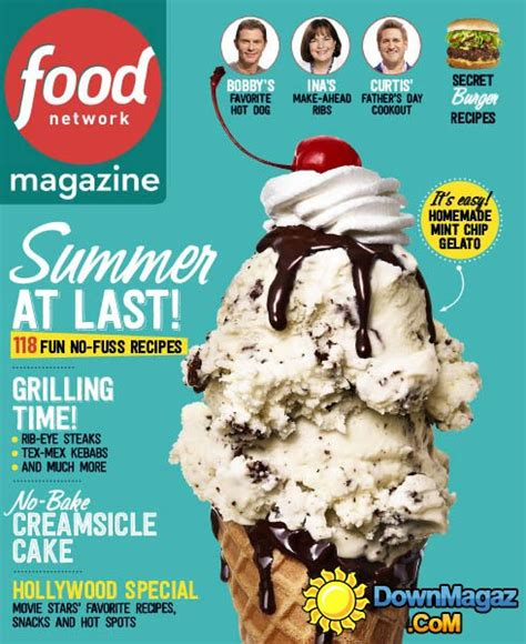 design network magazine food network june 2015 187 download pdf magazines