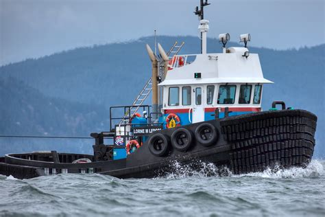 tugboat group vancouver two built in bc tugs join ledcor s fleet