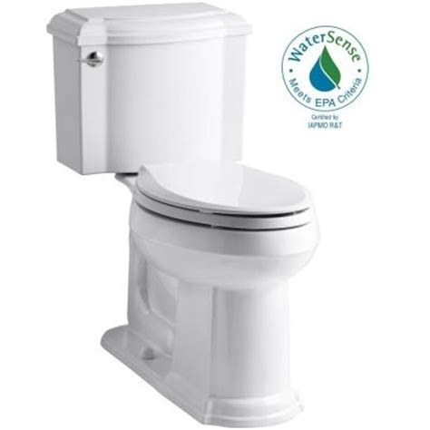 Comfort Toilets Home Depot by Kohler Devonshire Comfort Height 2 1 28 Gpf