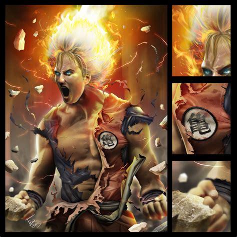 imagenes goku reales dragon ball 3dapic