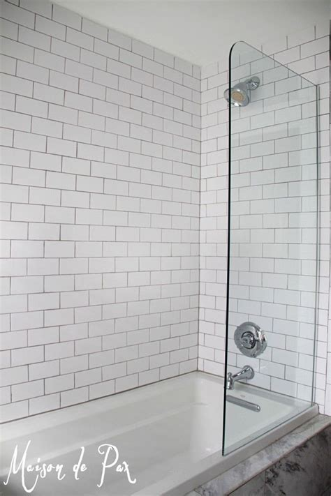 half glass shower door for bathtub 10 tips for designing a small bathroom gain tubs and luxury