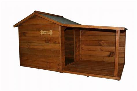 laras para porches casetas de madera para perro modelo lara porche ii
