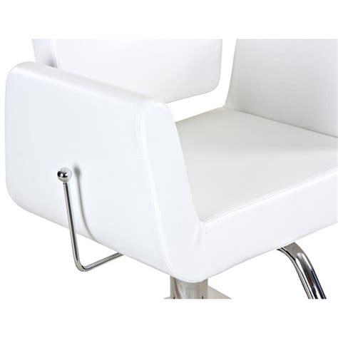 white reclining salon chair european hepburn reclining salon styling chair sc 34x ebay