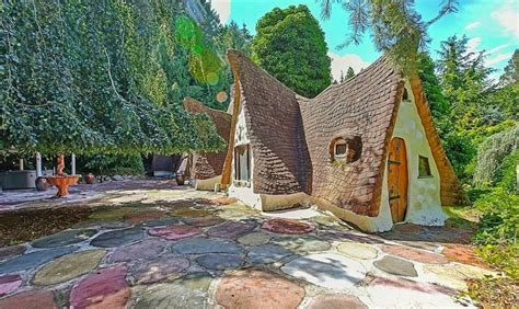 cottage biancaneve whimsical cottage out of snow white can be yours