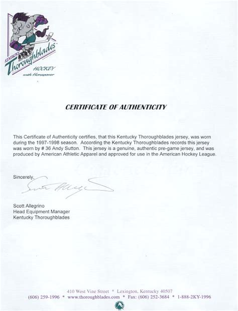 Sponsorship Letter For Jersey the andy sutton collection at johnson s jerseys