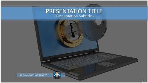 Computer Security Project Template Free Computer Security Powerpoint 26459 Sagefox
