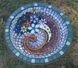 mosaic tiles inspiration purple dog leadlighting