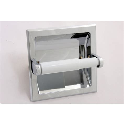 Taymor Bathroom Accessories Bathroom Accessories Infinity Collection Recessed Paper Holder By Taymor Kitchensource