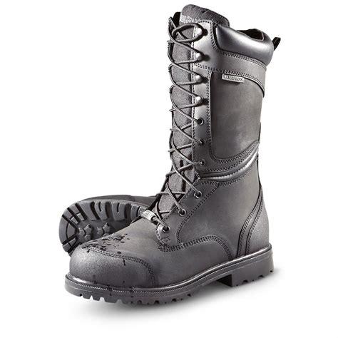winter work boots steel toe steel toe winter work boots boot ri