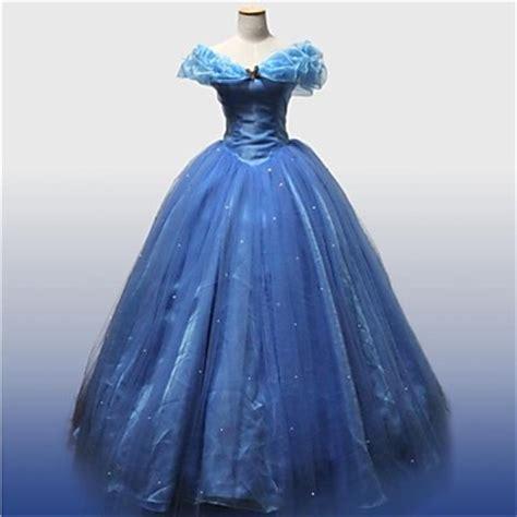 film cinderella dress cinderella movie version deluxe prom dress cosplay costume