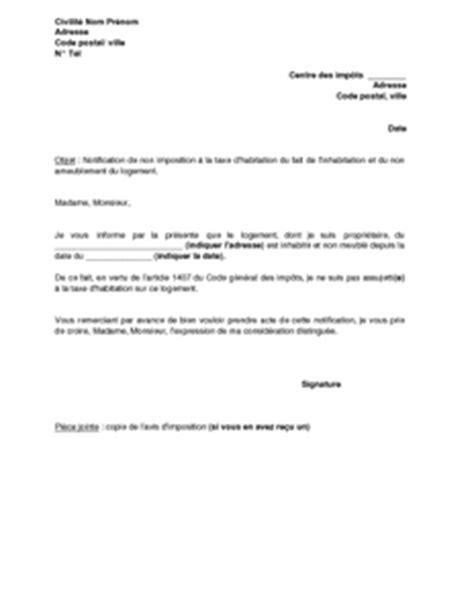 Modele De Lettre De Préavis Logement