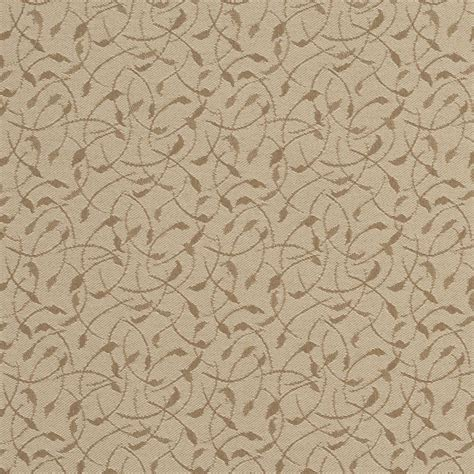 upholstery fabric leaves a732 beige leaves and vines contract grade upholstery fabric