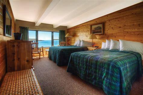 isle royale indoor comfort means rock harbor lodge