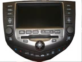 honda accord car stereo cd changer repair and or add an