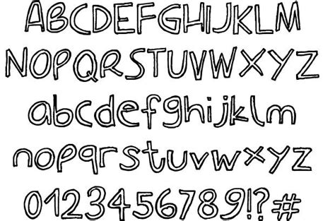 typography outline outline type fonts images search