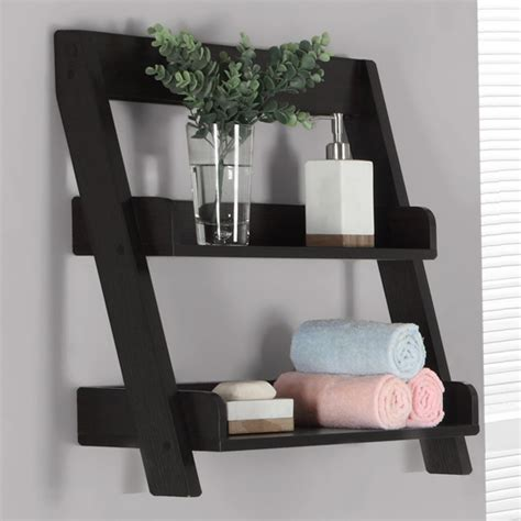 Wooden Bathroom Shelves In Bathroom Shelves Wooden Bathroom Shelves