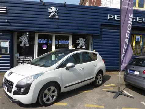 garage opel lille occasion peugeot 3008 premium pack hdi 112 ch