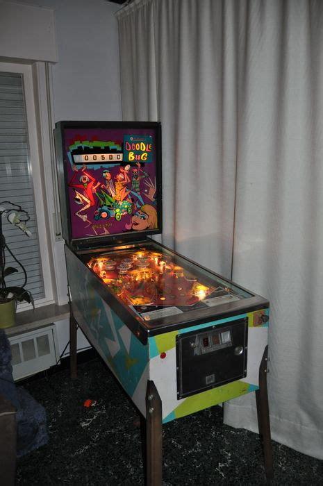 doodlebug pinball pinball machine williams doodle bug 1971 catawiki