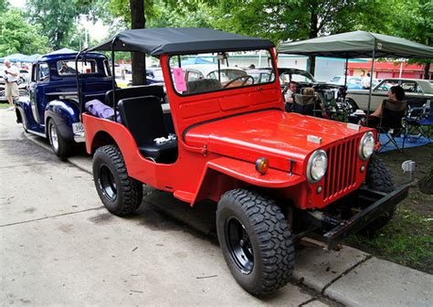 49 Willys Jeep 49 Willys Jeep Cj3a Flickr Photo