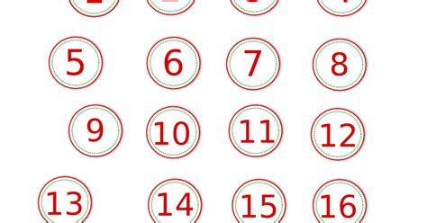 printable number stickers free printable number stickers zahlen sticker clipart