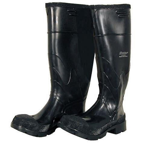 size 16 mens boots s size 4 bata steel shank 16 quot black boots 1 2493 4 ebay