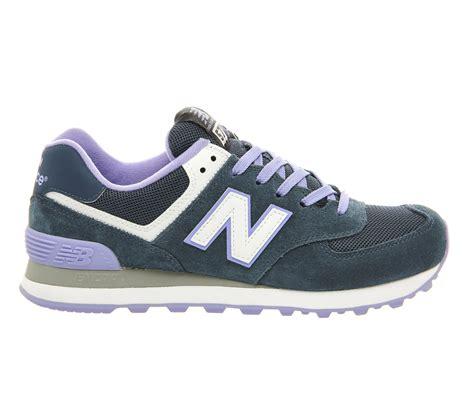 balance 574 light blue balance 574 trainers blue light blue his trainers
