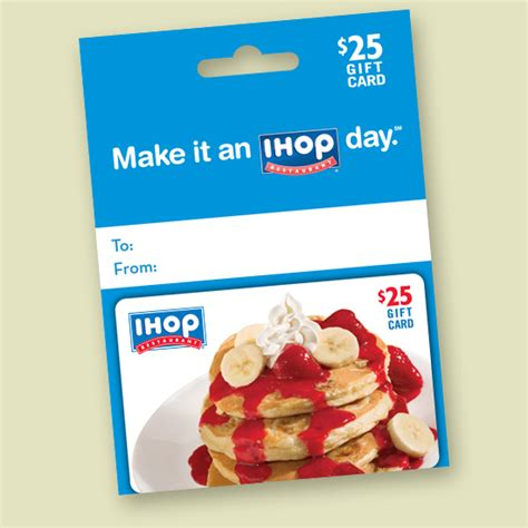 Ihop Gift Cards - big idea marketing inc ihop beverages