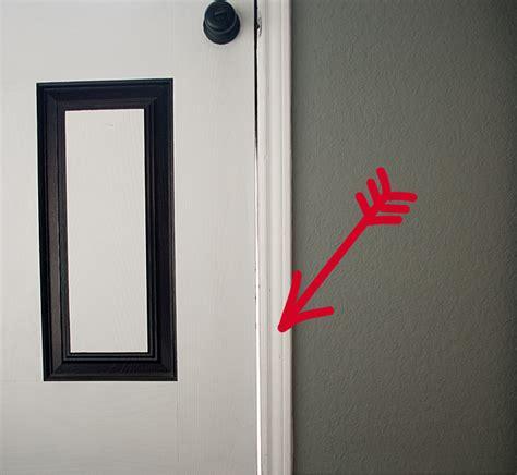 gap door mind the gap weatherproofing doors windows the