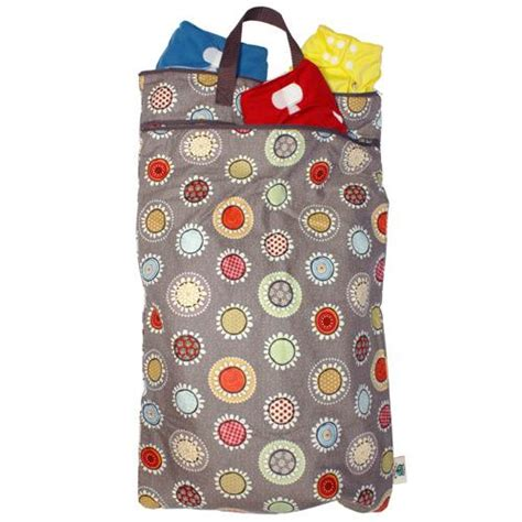 Planet Wise Wetdry April Flowers planet wise hanging bag april flowers tote bags baby