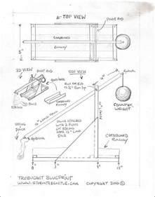Make Blueprints Gallery For Gt Trebuchet Blueprints