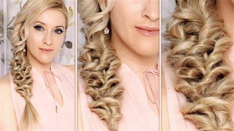 what kind of exentions doe lilth moon wear mermaid braid hairstyle tutorial everyday medium long