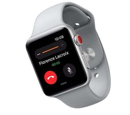 Apple Serie 3 Montre by Guide D Achat Les Meilleures Montres Connect 233 Es