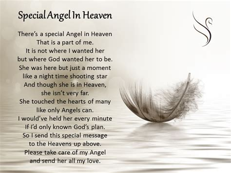 in heaven poem pin by swanborough funerals on funeral poems for child
