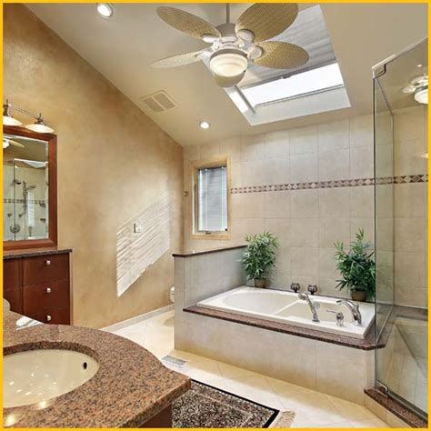 ceiling fan bathroom bathroom exhaust fan installation