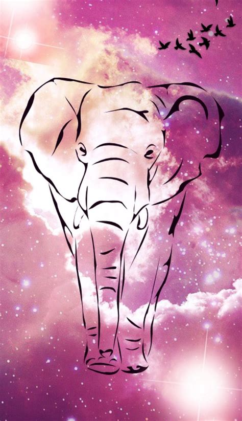 girly elephant wallpaper 49 best images about hispter wallies create by me on