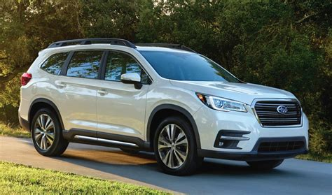 subaru america 2019 subaru ascent priced from 31 995 in america