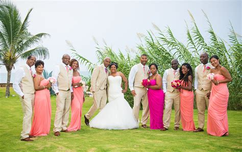 Wedding Ceremony Jamaica glamorous jamaica weddings archives weddings romantique