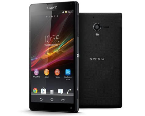sony android phone sony xperia zl android phone gadgetsin