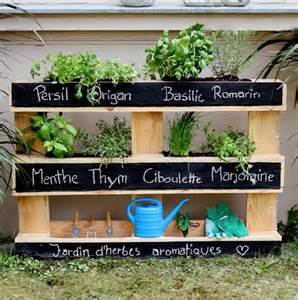les 25 meilleures id 233 es de la cat 233 gorie jardinage palette